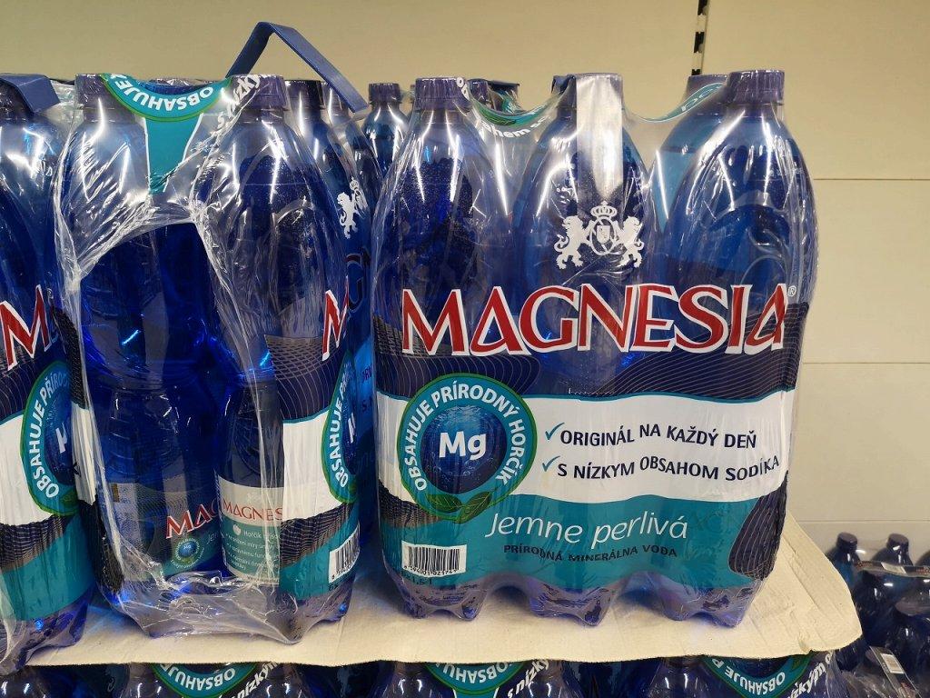 チェコ_マグネシウム水