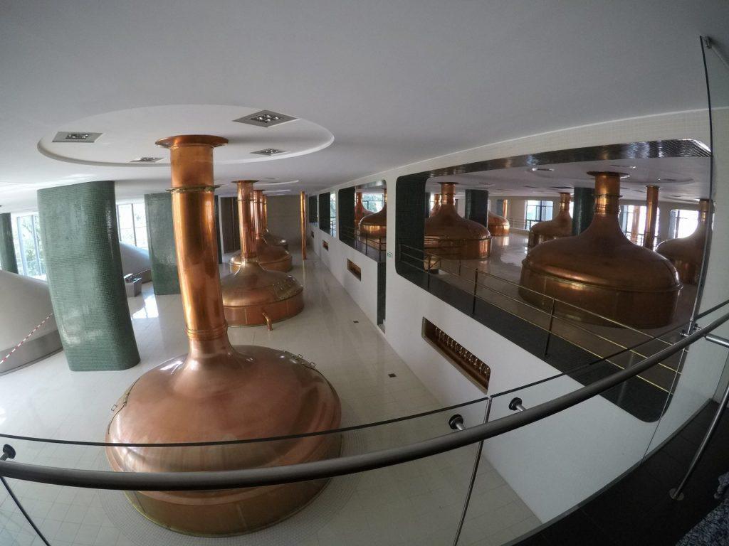 ウルケル醸造施設