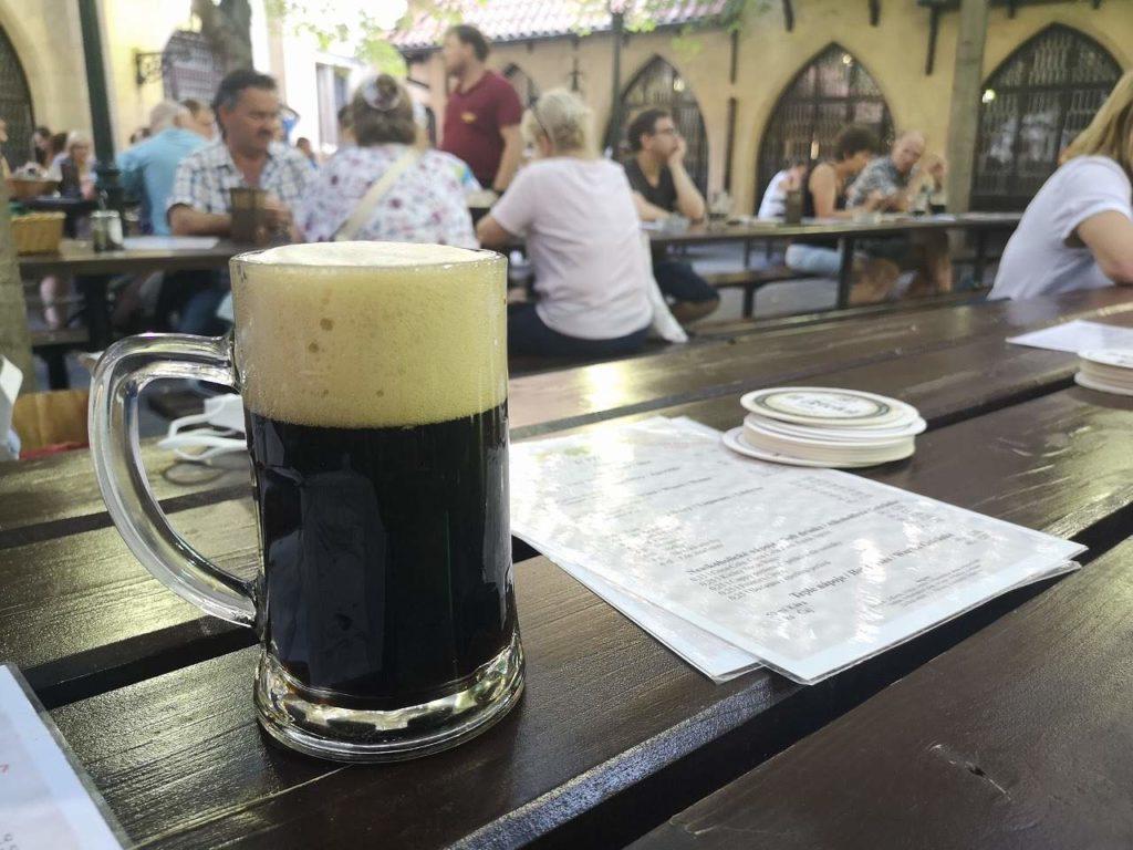 UFlekuの黒ビール