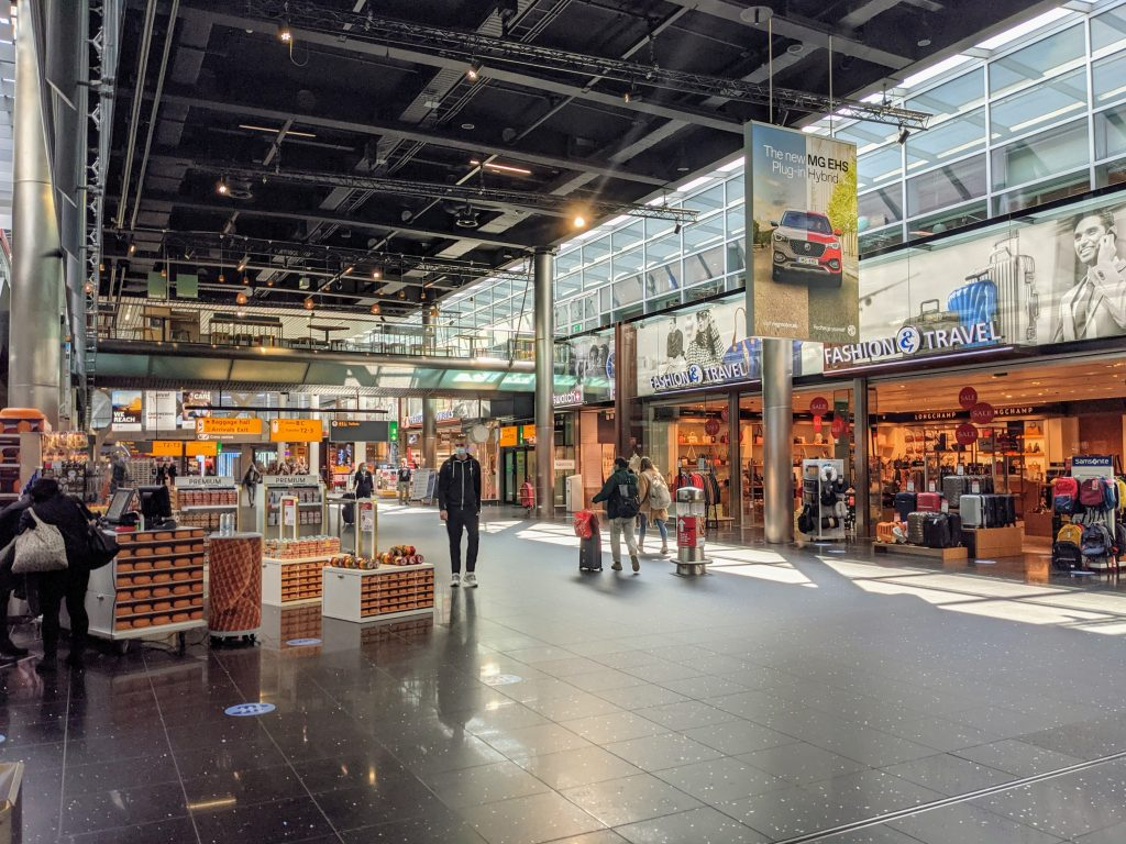 アムステルダム空港_202105