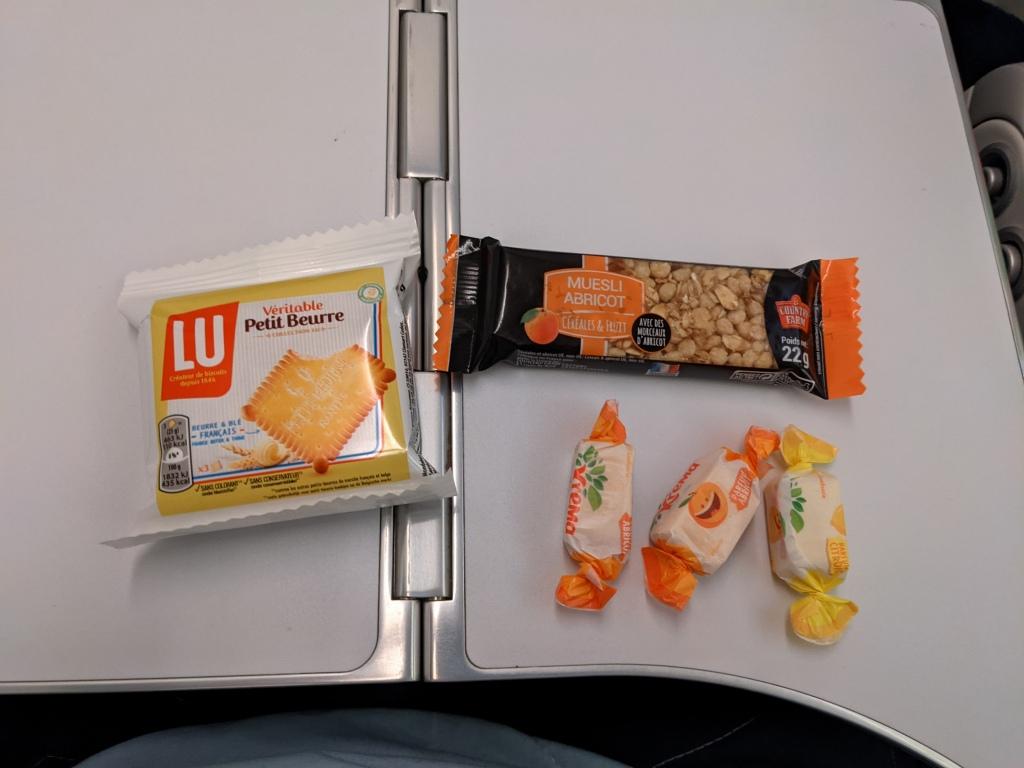 AF292-機内食-スナック2